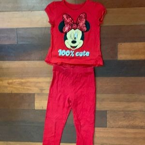 Other - Super cute mini mouse outfit!